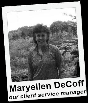 1 Maryellen DeCoff